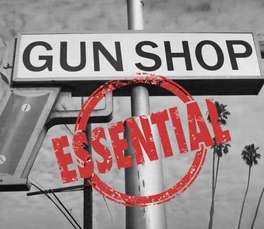 "DHS Declares Firearms and Ammo Retailers and Shooting Ranges are ""Essential Businesses"""