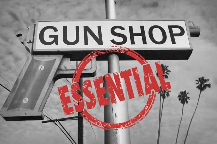 """DHS Declares Firearms and Ammo Retailers and Shooting Ranges are """"Essential Businesses"""""""