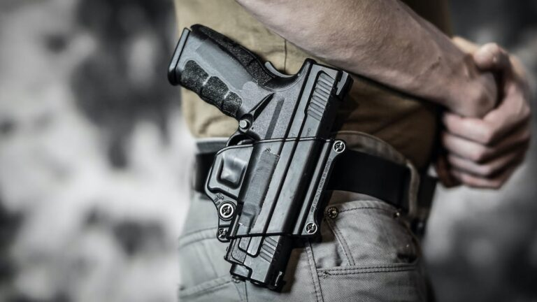 Open Carrier Robbed of His Gun at Gunpoint