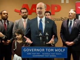 Pennsylvania Gov. Wolf Relents. Gun Stores Can Remain Open on Limited Basis.