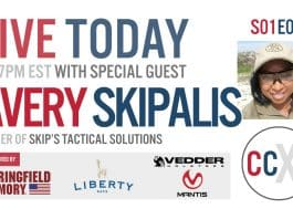 CCX2 S01E06: Avery Skipalis, Owner of Skip's Tactical Solutions