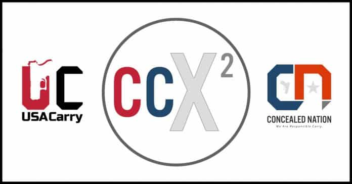 CCX2: USA Carry and Concealed Nation Team Up For Twice-Weekly LIVE Events