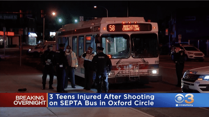 Concealed Carry Permit Holder Shoots Three Teenagers On Bus In Philadelphia