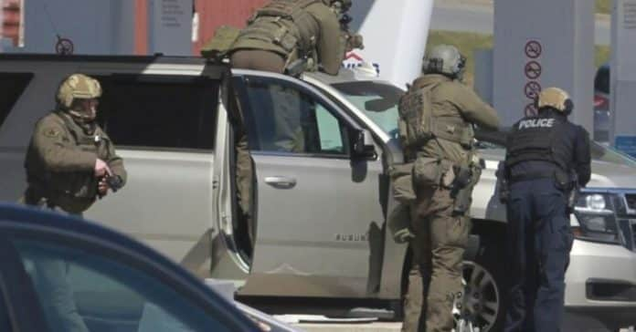 Man Posing As Police Officer In Canada Shoots And Kills 16