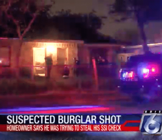 Man Shoots Ex-Roommate After He Breaks into House.