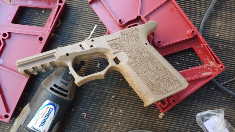 Polymer 80 Glock Build Project – Building My Ghost Gun, Part-Two