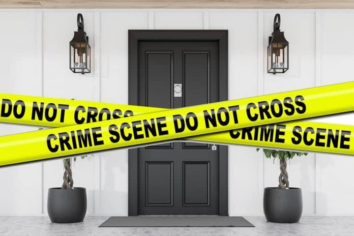 Resident Shoots Man Through Door During Attempted Break In