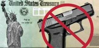 White House Declares Stimulus Checks Cannot Be Used to Buy Firearms or Ammo