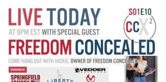 CCX2 S01E10: Jackie, Owner of Freedom Concealed