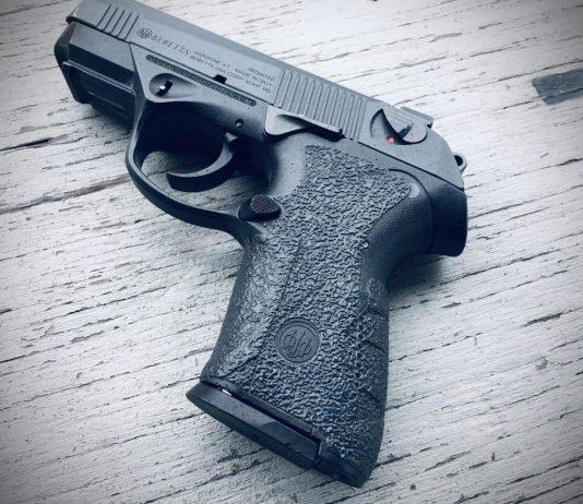 Beretta's Polymer Wonder Gun: The PX4 Compact Carry [REVIEW]