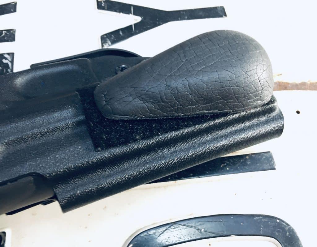The Dark Star Gear Teardrop muzzle pad.