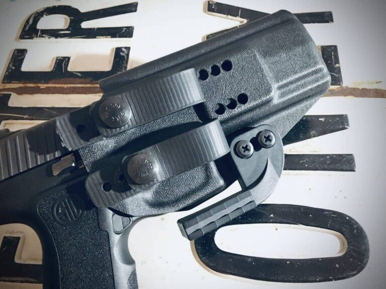 Dark Star Gear Orion Appendix Carry Holster Review
