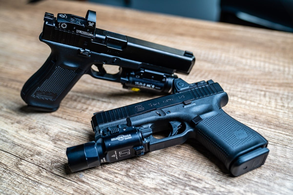 Duplicate Primary Pistol