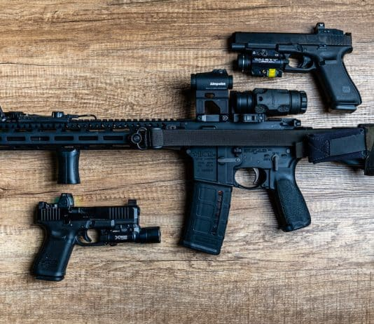 Firearms for Emergency Preparation