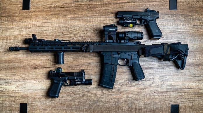 Firearms for Emergency Preparation