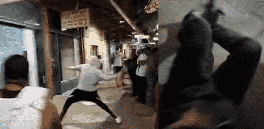 [VIDEO] Looters Shot As They Break Into San Antonio Jewelry Store