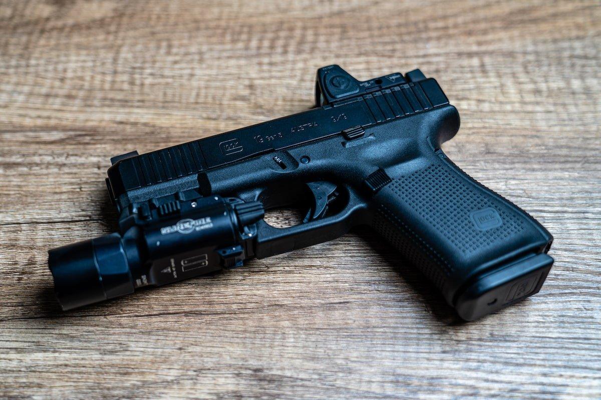 Primary Defensive Pistol