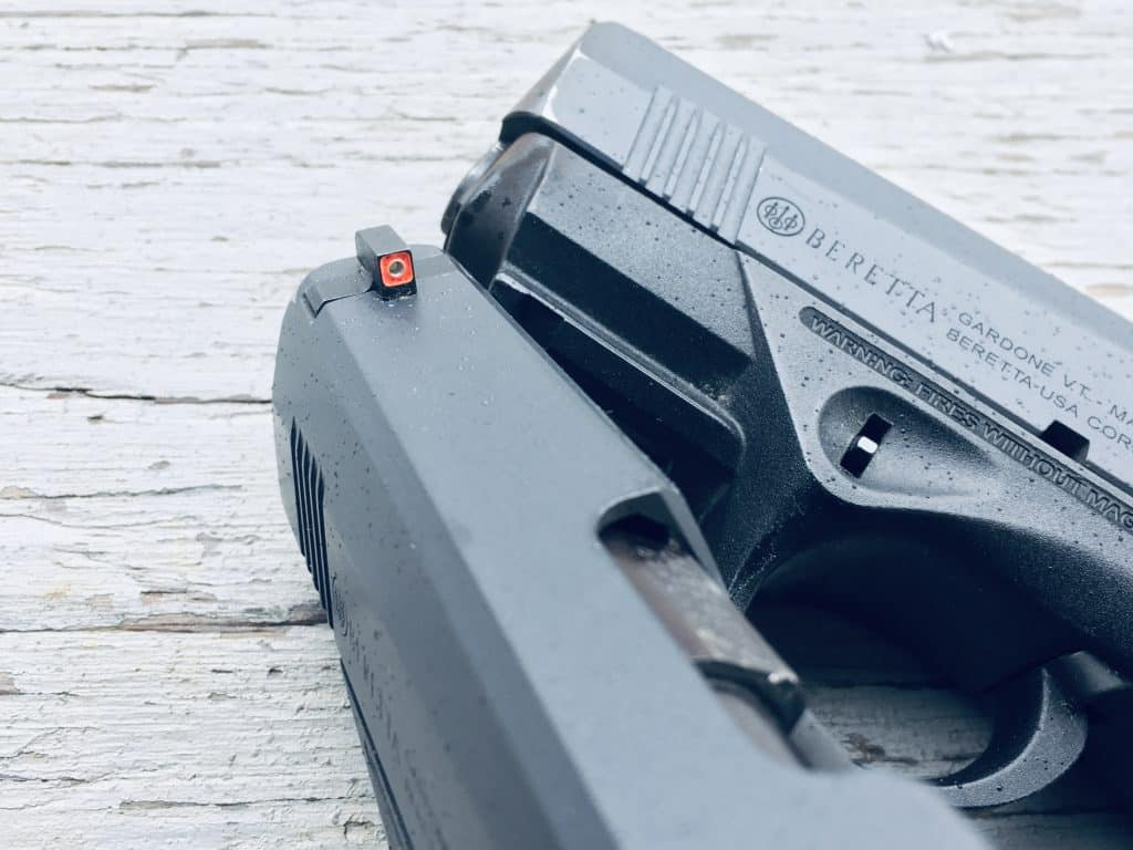 PX4 Compact Carry Front Sights