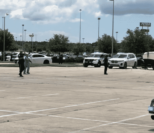 Reports of an Active Shooter and Car Going Through Target in Hammond, LA