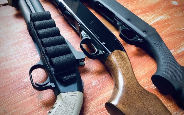 Buttons and Levers: Understanding the Basics of Shotgun Manipulation