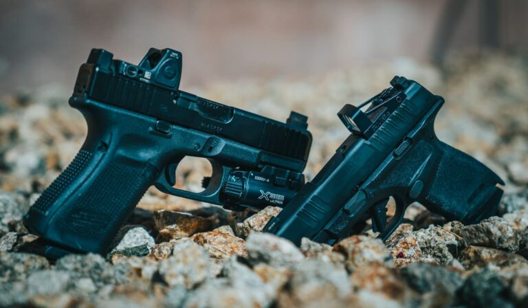 The Benefits of Polymer-Framed Pistols