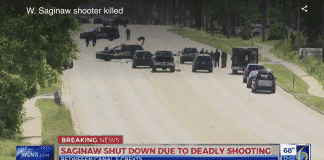 Concealed Carrier Shoots and Kills Gunman Shooting at Passing Vehicles