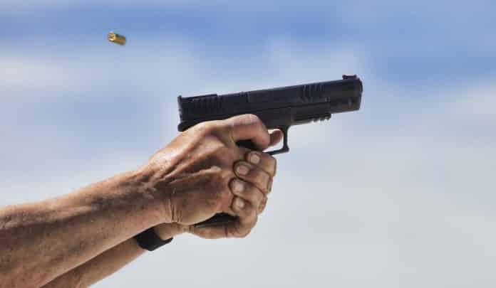 Good Samaritan Shoots Man Attacking Woman, Saves Her Life
