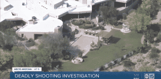Naked Man Confronting Children Shot and Killed by Homeowner