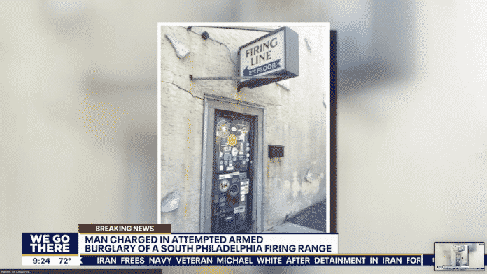 Philadelphia Gun Store Owner Shoots Two Burglary Suspects, Kills One