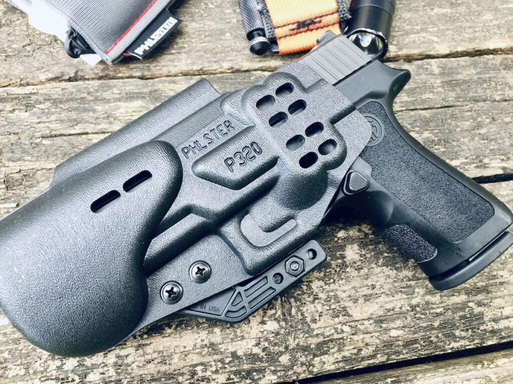 Pro Series Holster Review