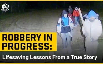 Robbery In Progress: Lifesaving Lessons From A True Story