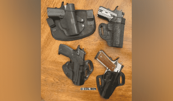 Considerations in Deciding to Rotate Your Concealed Carry Handgun