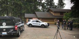 Son Of Elderly Resident Shoots Burglary Suspect In Their Home
