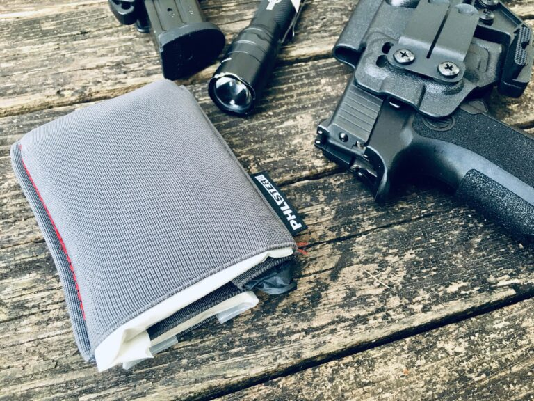 The PHLster Pocket Emergency Wallet Review