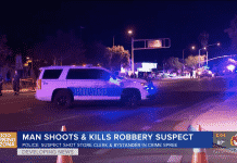 Armed Citizen Stops Violent Crime Spree, Killing the Suspect, 1 Bystander Shot and Killed