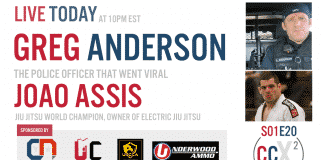 CCX2 S01E20: Special Guests Greg Anderson and Joao Assis