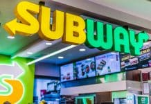 Subway Restaurants Ban Open Carry