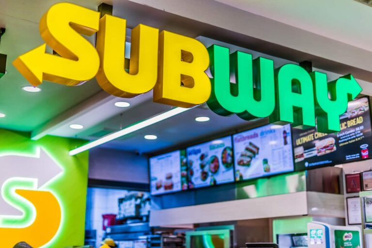 Subway Restaurants Ban Open Carry