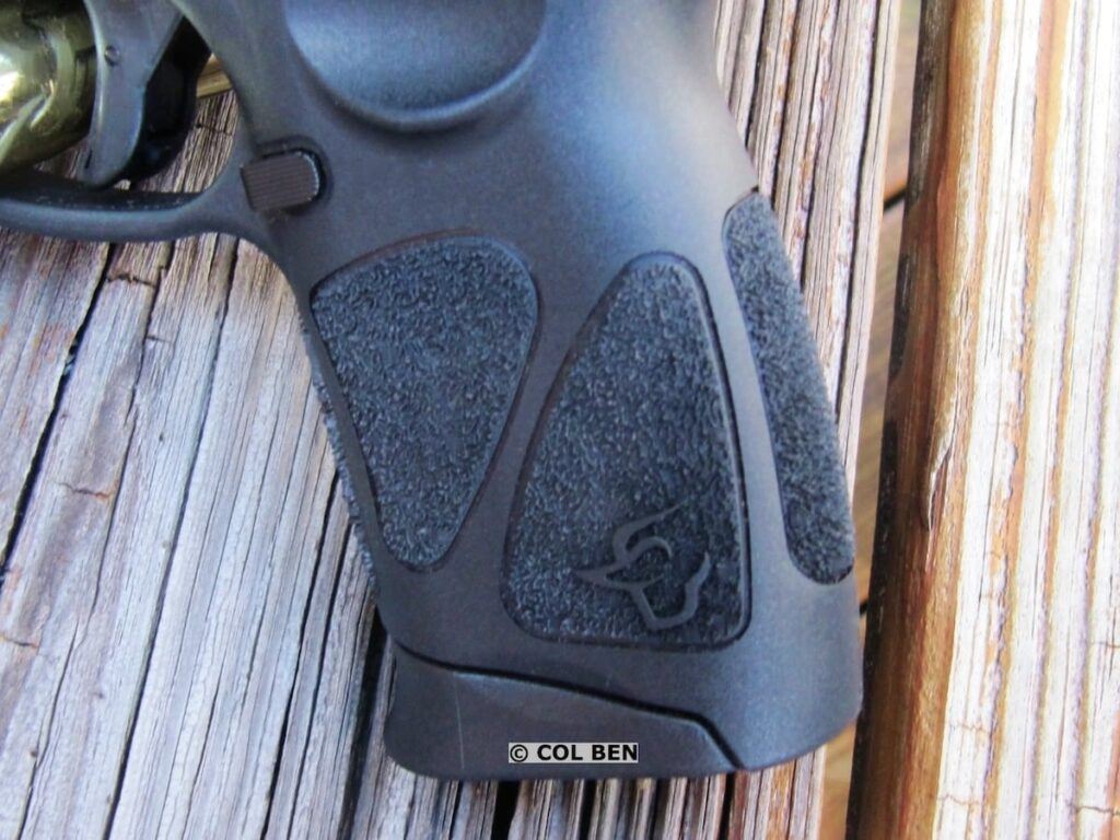 Taurus G3c Grip Panels and Aggressive Texture