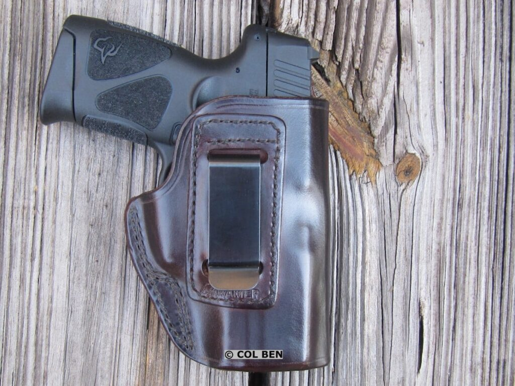 Taurus G3c Leather Holster