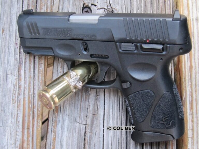 First Shots: Taurus G3c Sub-Compact Review