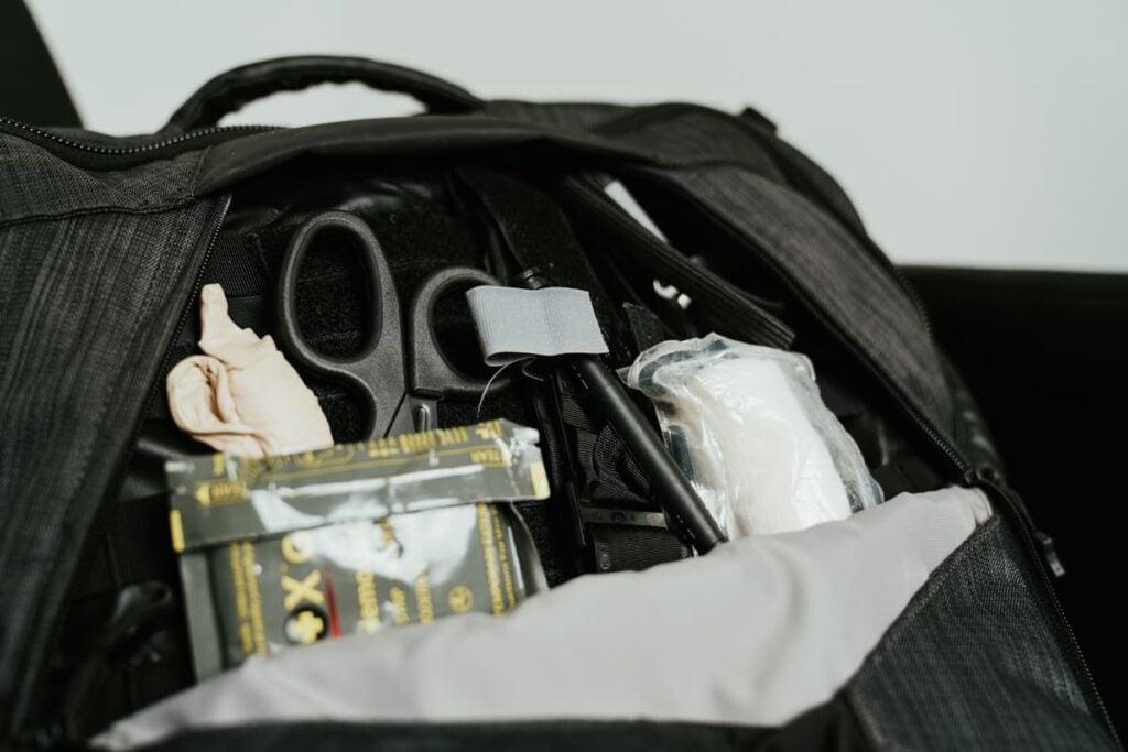 Home Defense Trauma Kit