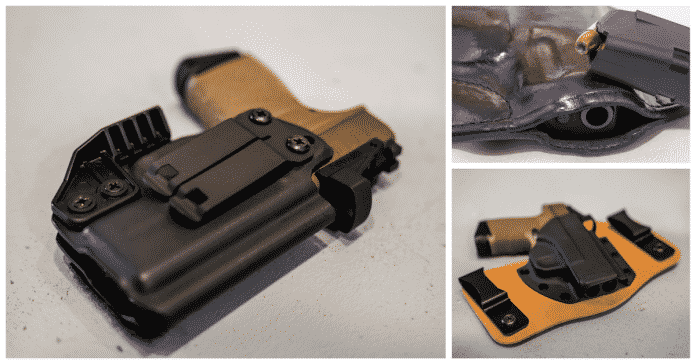 Leather vs Kydex vs Hybrid Holsters: Know The Pros And Cons Of Each