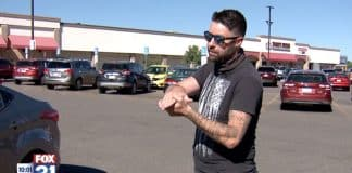 Man With CCW Defends Himself Against Armed Carjacker
