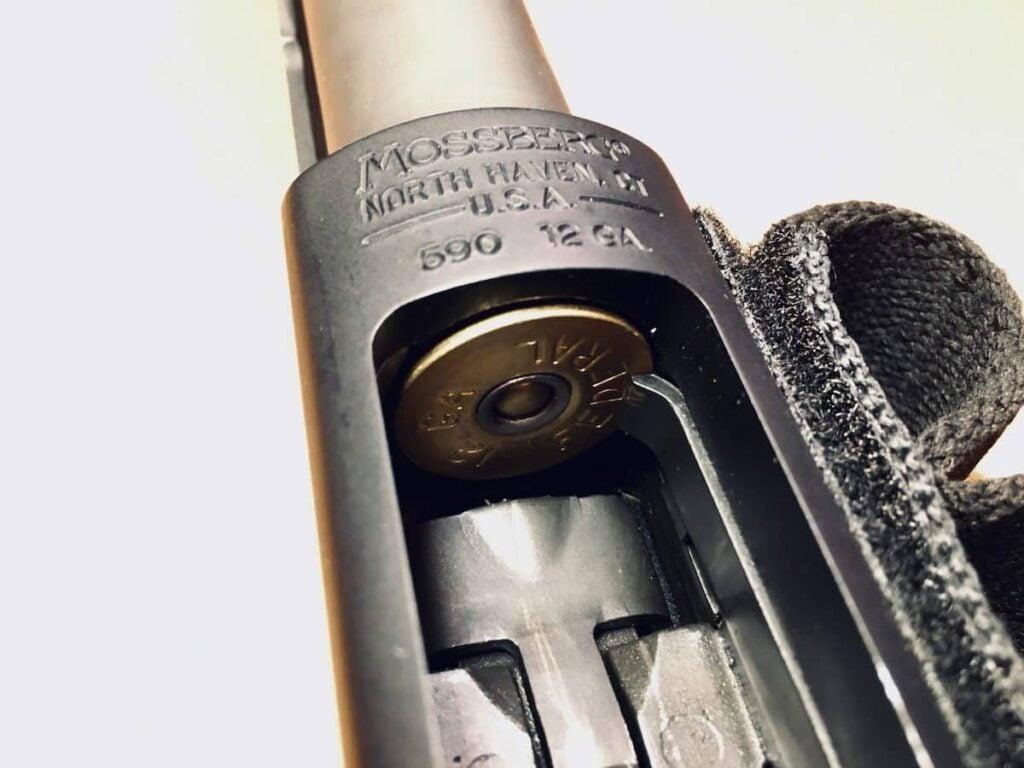 Shotgun Steel Latch