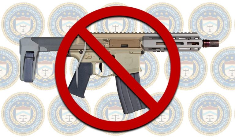 Are Pistol Braces Legal? PDWs, Braces And The Honey Badger Debacle