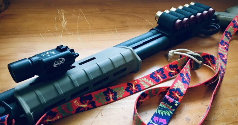 Three Steps to a Fight Worthy Shotgun