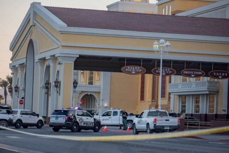 Las Vegas Casino Security Fatally Shoots Armed Man That Fired A Shot In The Air