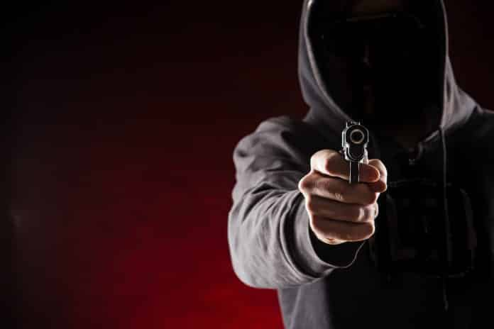 Man Shoots & Kills Robbery Suspect...With His Own Gun