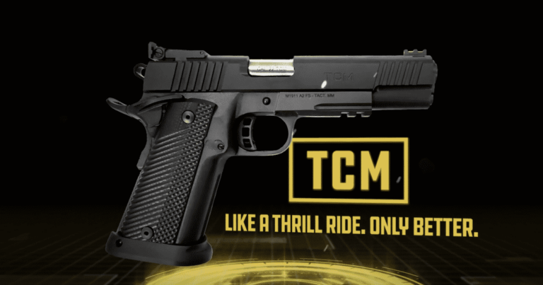 Featured Video: Rock Island Armory TCM